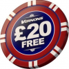£20 Free No Deposit Bonus at Vernons Casino