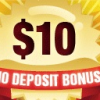 $10 No Deposit Bonus at Grand Duke Casino