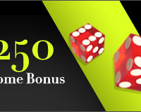 £250 Welcome Bonus at InterCasino