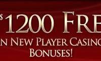 £1200 Welcome Bonus at Royal Vegas Casino