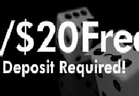 No Deposit Bonus of $20 at OK Online Casino