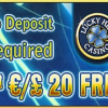 Free €20 No Deposit Bonus – Lucky Hill Casino