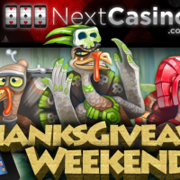 Thanks Give Away Weekend – Next Casino